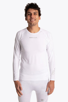 Osaka men base layer white