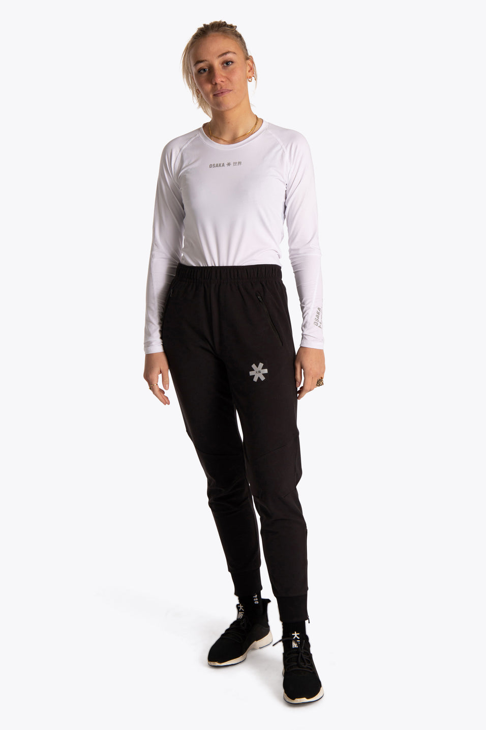 Women Baselayer Top - White