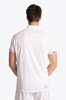 BH&BC Breda Men Polo Jersey - White