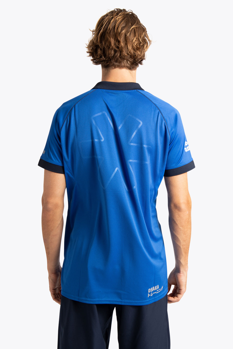 BH&BC Breda Men Polo Jersey - Royal Blue