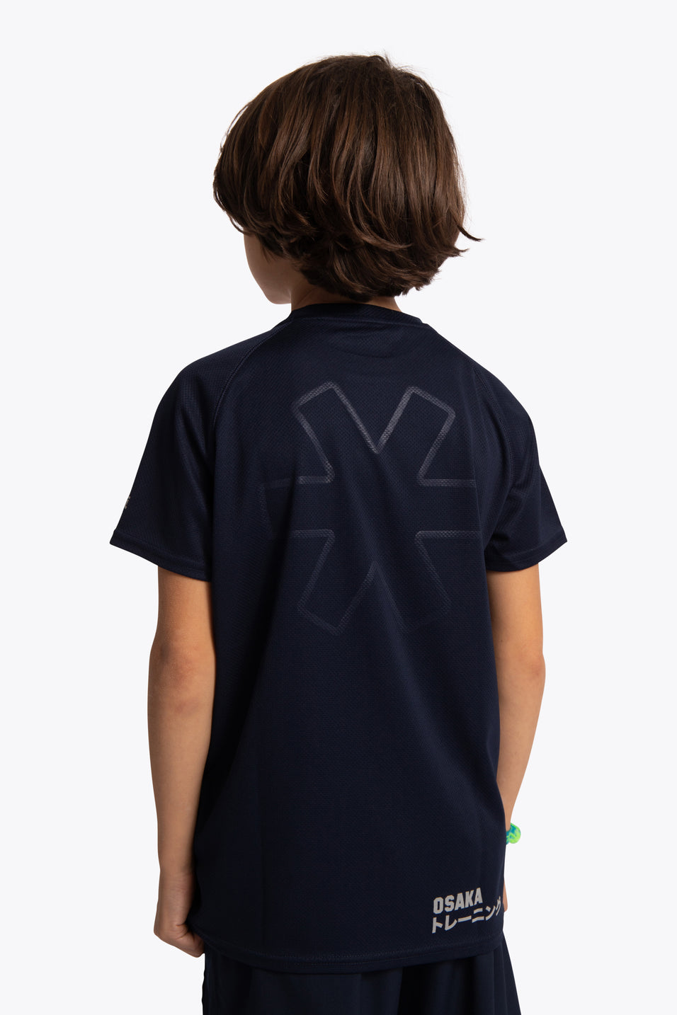 Braxgata Deshi Training Tee - Navy