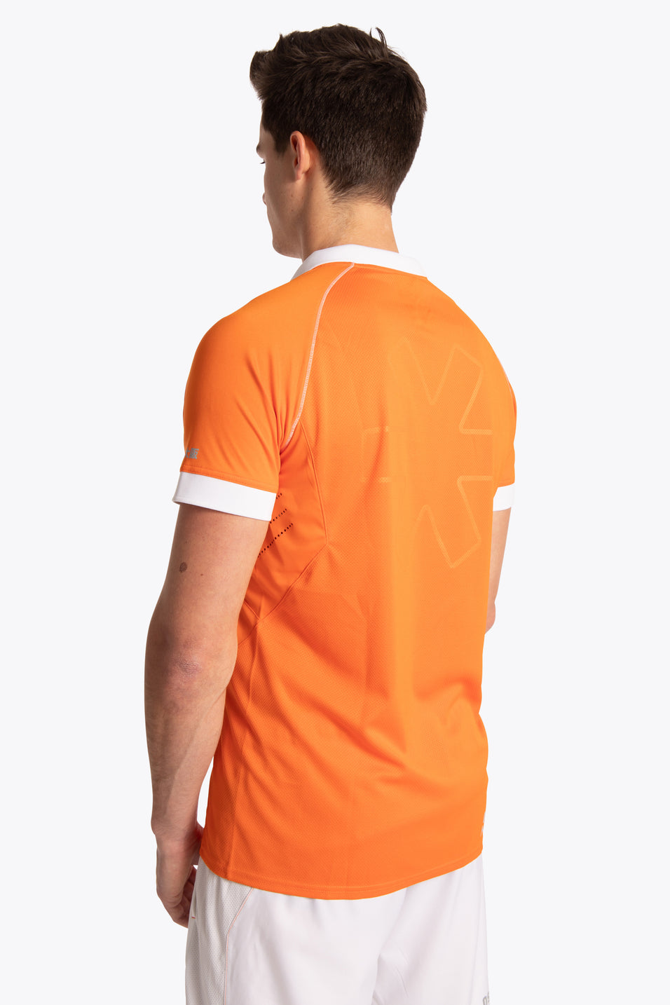 HC Bloemendaal Men Polo Jersey - Orange