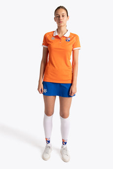 HC Bloemendaal Women Polo Jersey - Orange