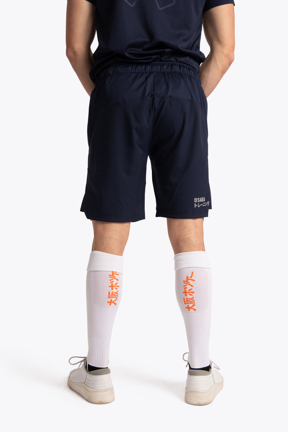 HC Bloemendaal Men Short - Navy