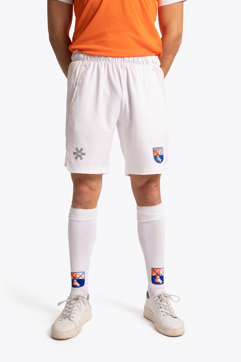 HC Bloemendaal Men Short - White