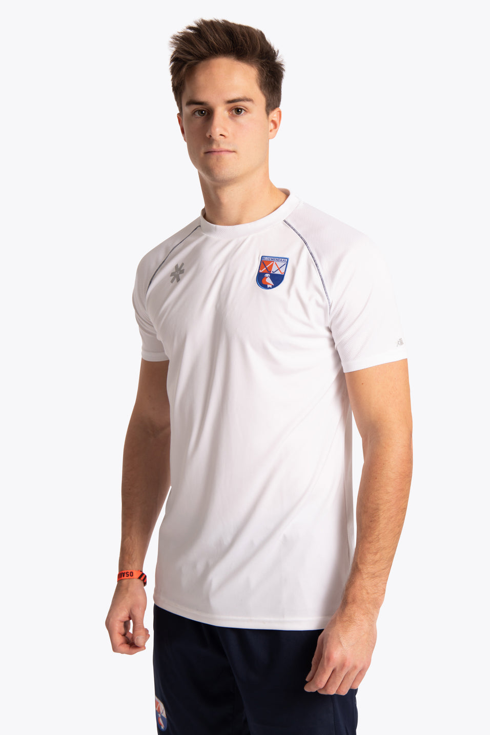HC Bloemendaal Men Training Tee - White