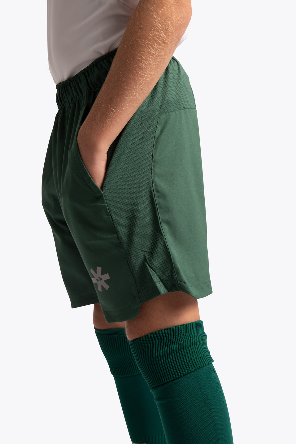HC Rotterdam Deshi Short - Dark Green