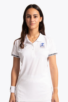 HOD Women Polo Jersey - White