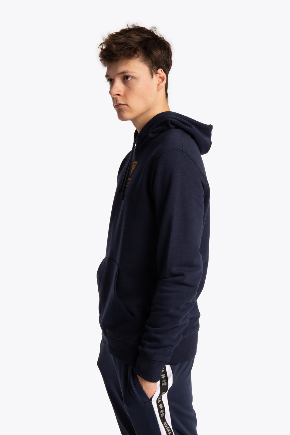 Hoodie District Signature - Navy