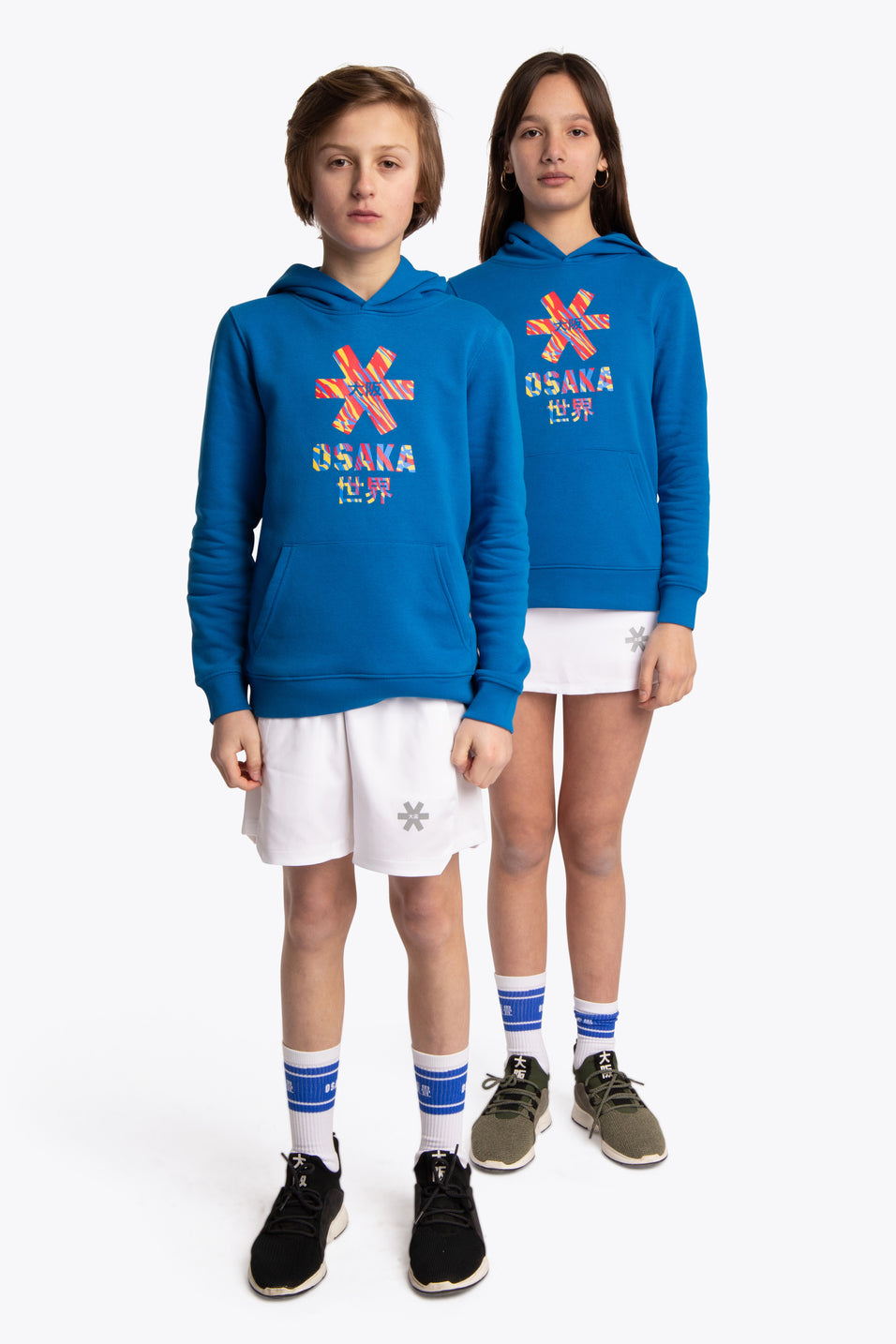 osakaworld kids hoodies