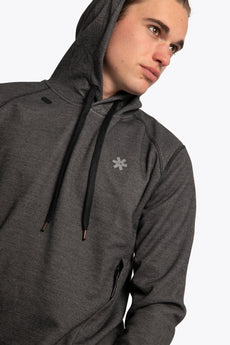 Men Techleisure Hoodie - Black