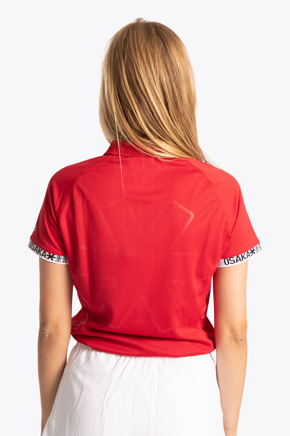 Hurley Women Polo Jersey - Red