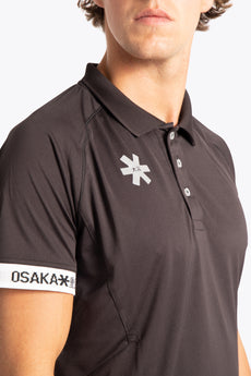 Men Polo Jersey - Black