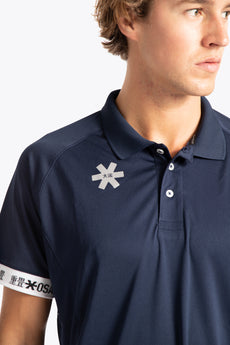 Men Polo Jersey - Navy