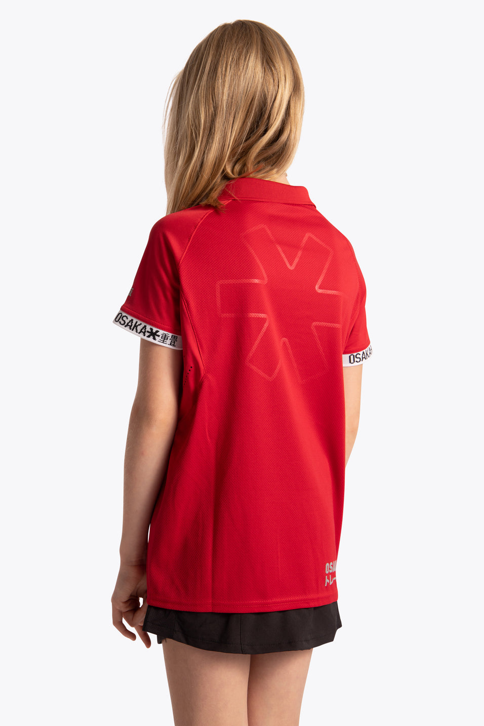 Deshi Polo Jersey - Red