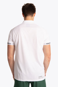 osaka world polo jersey white