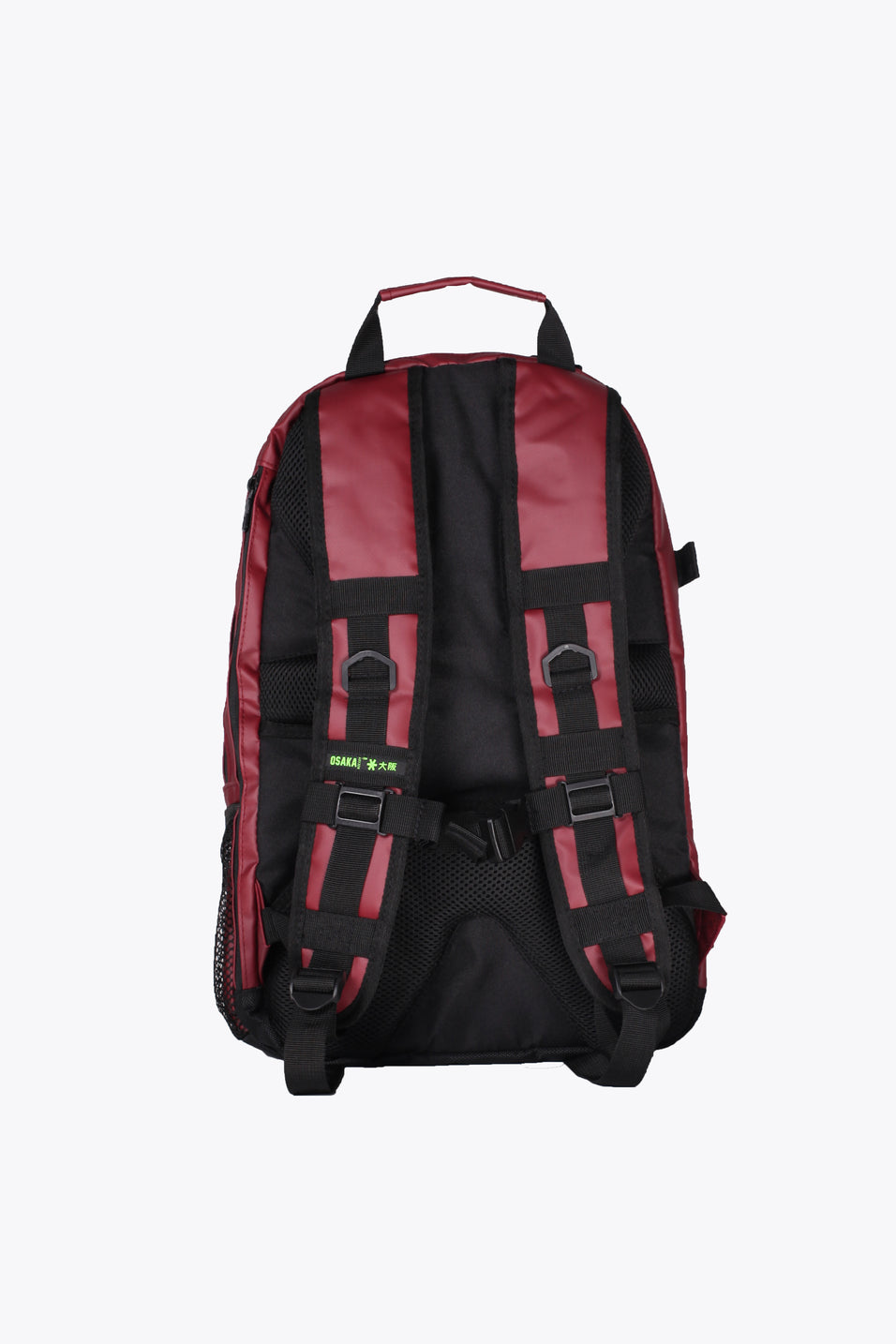 SP Large Backpack - Maroon / Black