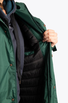 Stadium Jacket - Dark Green - Unisex