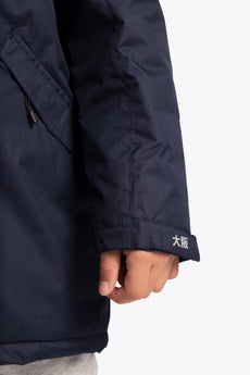 Osaka kids jacket navy