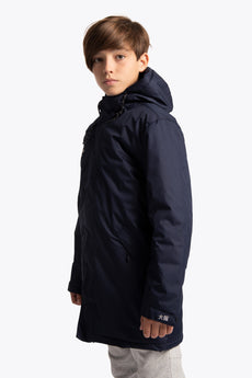 boy jacket navy
