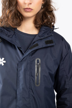 Stadium Jacket - Navy - Unisex