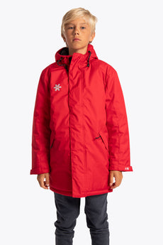 Deshi Stadium Jacket - Red