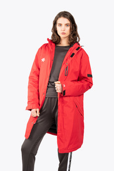 Osaka Stadium Jacket - Red - Unisex