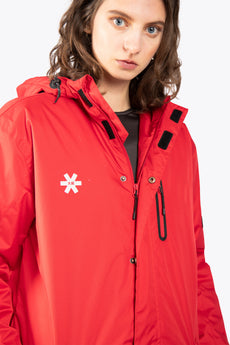 Stadium Jacket - Red - Unisex