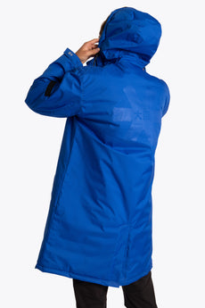 Stadium Jacket - Royal Blue - Unisex