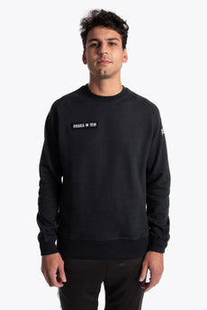 District 09 Sweater - Black - Unisex