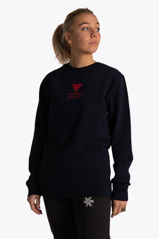 Osakaworld women sweater navy