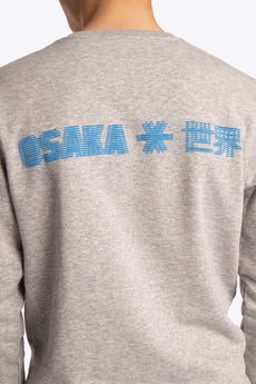 Osakaworld.com sweater grey