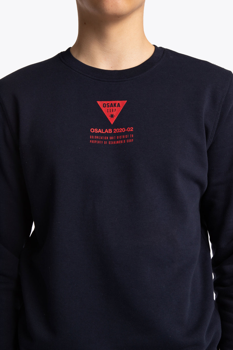 Osaka padel sweater