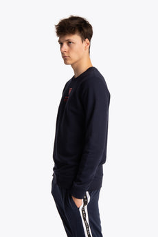 Sweater District Signature - Navy