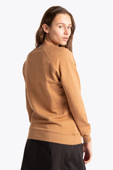 Women Sweater Osaka People - Camel