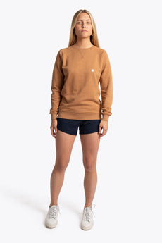 Women Sweater Osaka Star - Camel