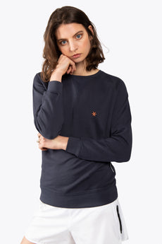 Women Sweater Osaka Star - Navy