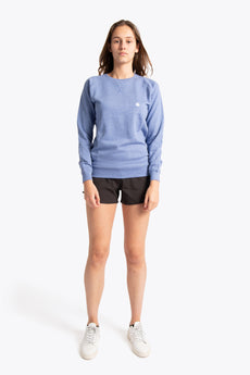Women Sweater Osaka Star - Sky Blue