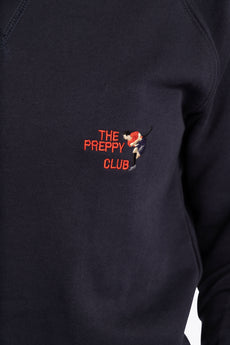 osakaworld the preppy club sweater navy