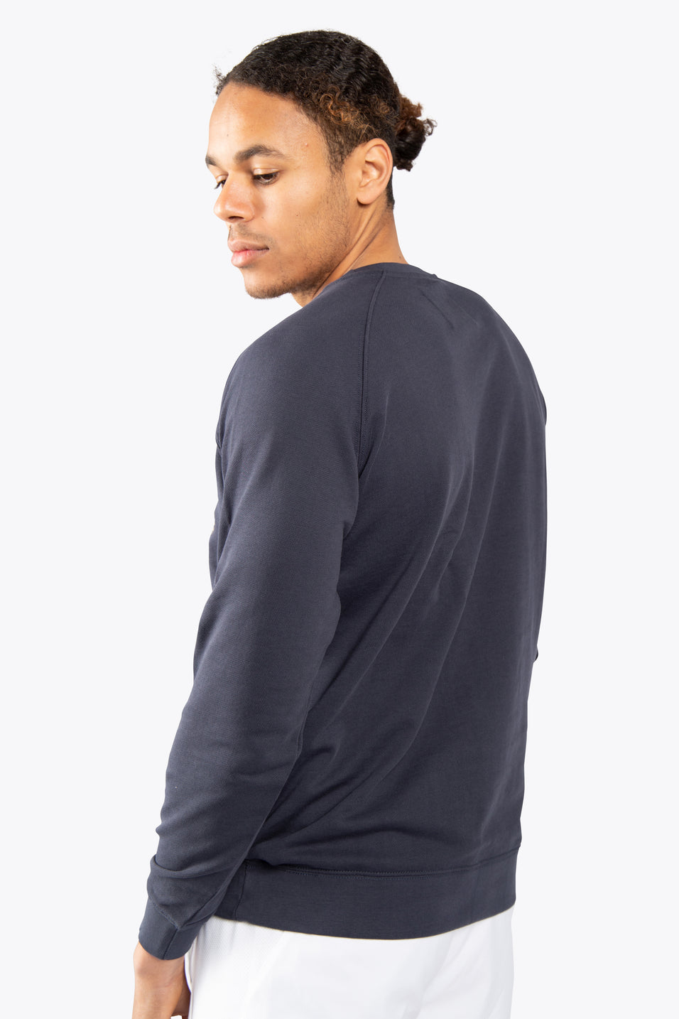 Men Sweater Preppy Club - Navy