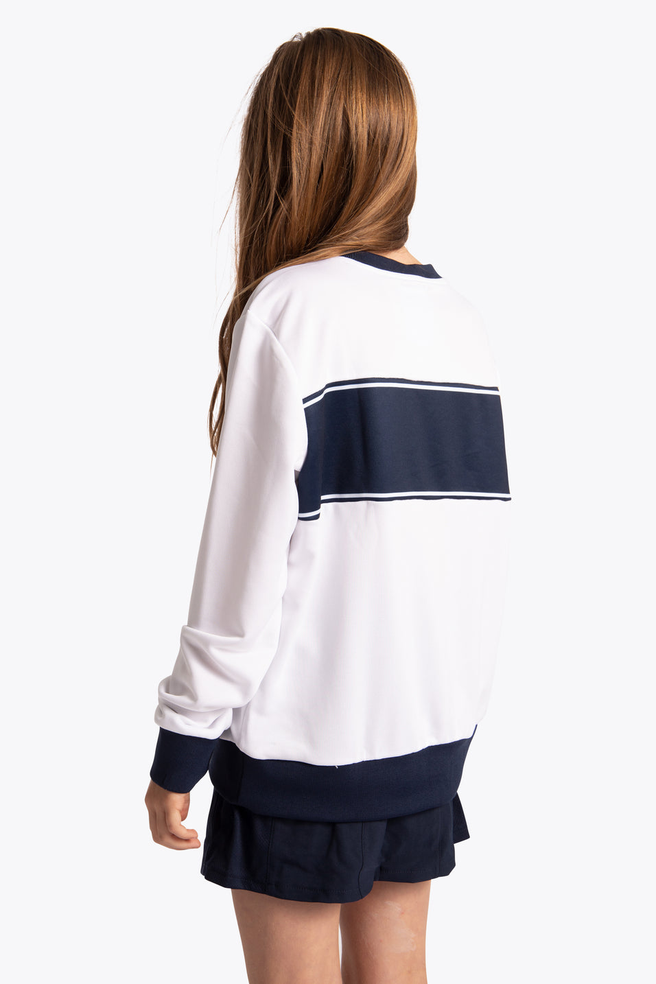 Osaka kids sweater back