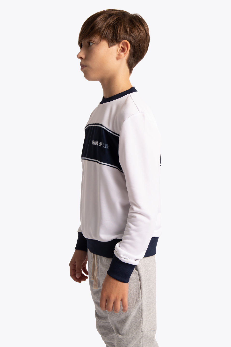 Deshi Sweater Retro - Navy