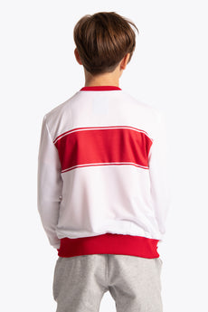 Deshi Sweater Retro - Red