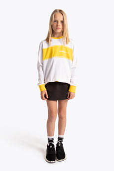 Osaka kids sweaters yellow