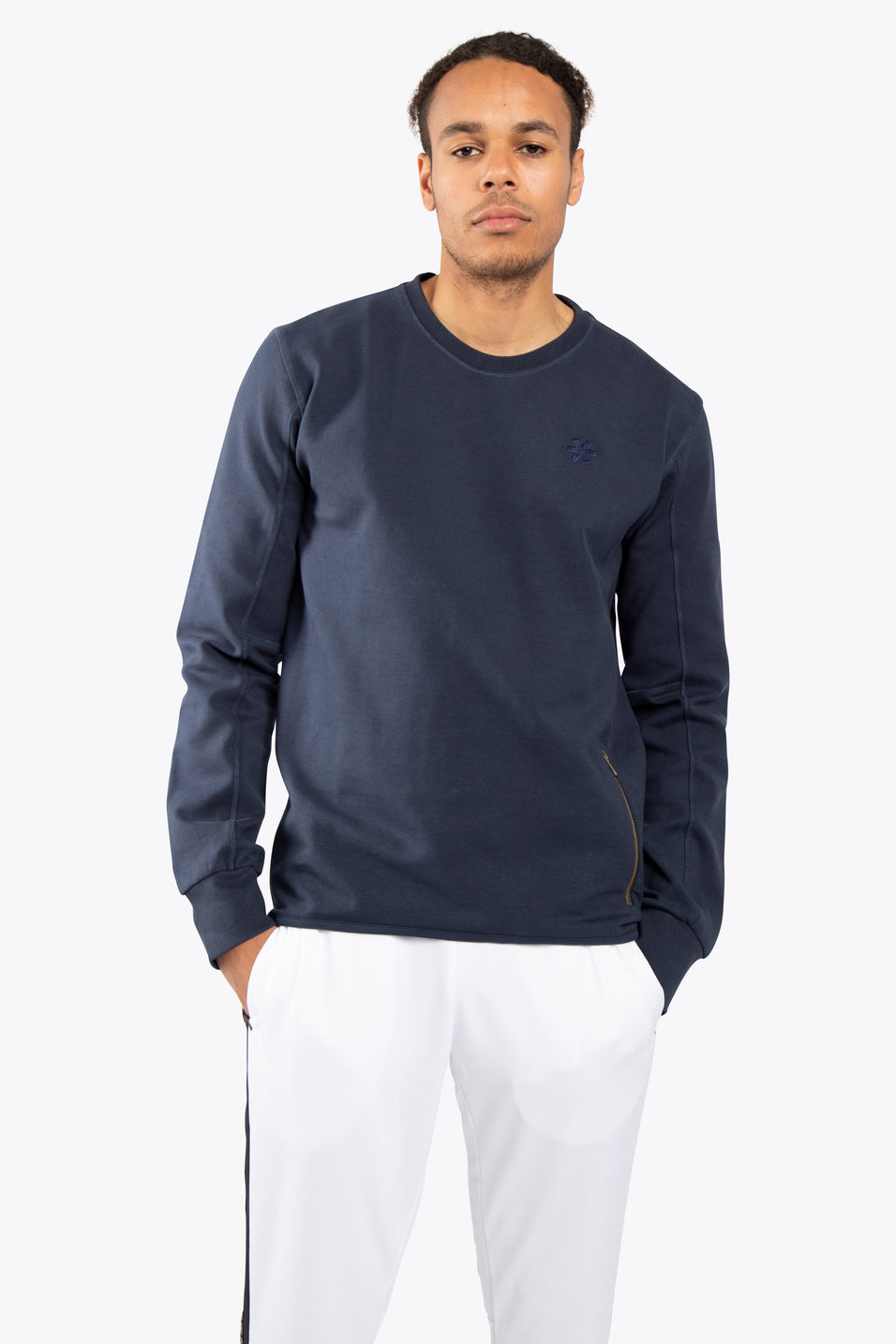Men Tech Fleece Sweater - Navy