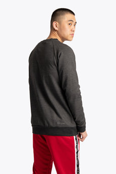 Osaka men sporting sweater
