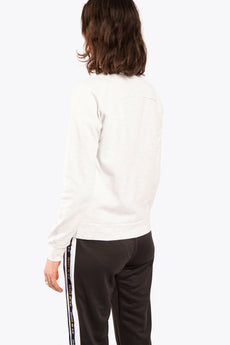 Women Techleisure Sweater  - Off White