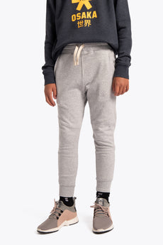 Deshi Sweatpants - Grey Melange