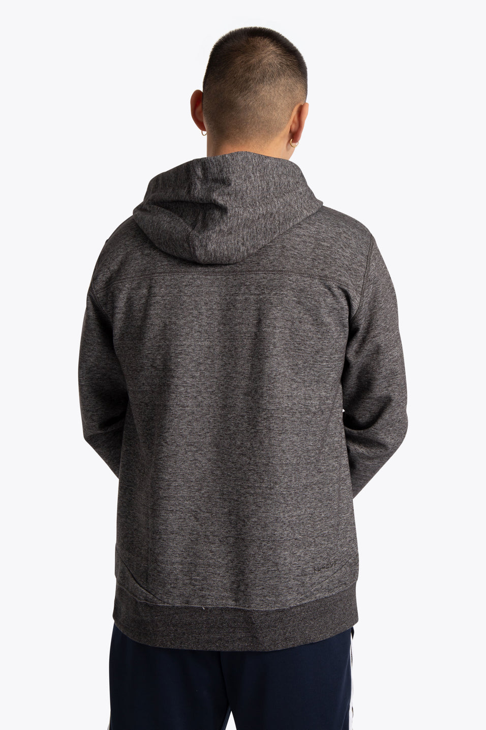 osakaworld men hoodie black