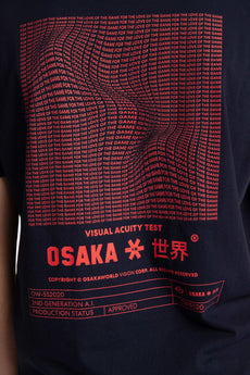 Tee Digital Acuity - Navy